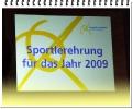 Sportlerehrung Remseck 19.03.2010